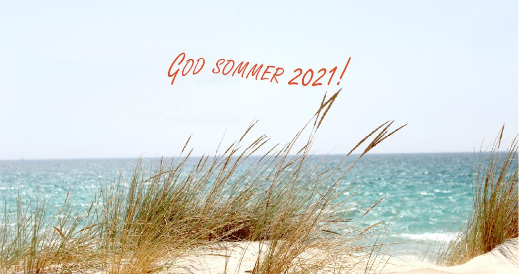 God sommer 2021!